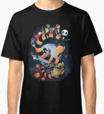 Nightmare before xmas Shirt! Classic T-Shirt