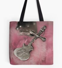 British hen party imagery Tote Bag