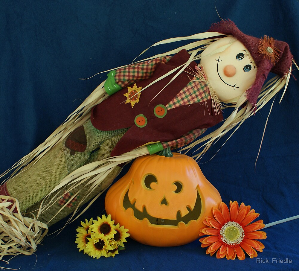 Halloween by Rick  Friedle