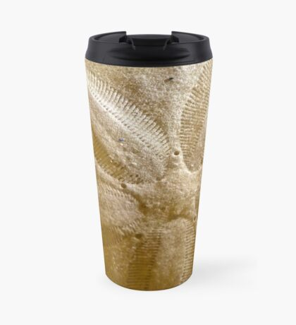 Star Pattern Travel Mug