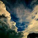 Eerie skyscape by Kim Austin