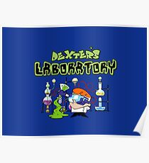 Chemist Dex Poster