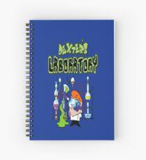 Chemist Dex Spiral Notebook