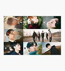 monsta x Photographic Print