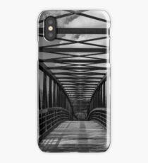 Bridge At Berg Park iPhone Case/Skin
