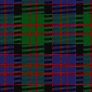 00027 MacDonald Clan/Family Tartan by Detnecs2013