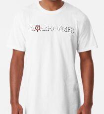 Moarhammer banner Long T-Shirt