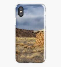 Traditional Navajo Hogan iPhone Case/Skin