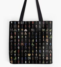 BTVS - Mini Monsters Complete Series Tote Bag