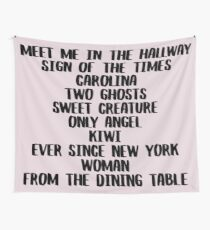 Harry Styles Wall Tapestry