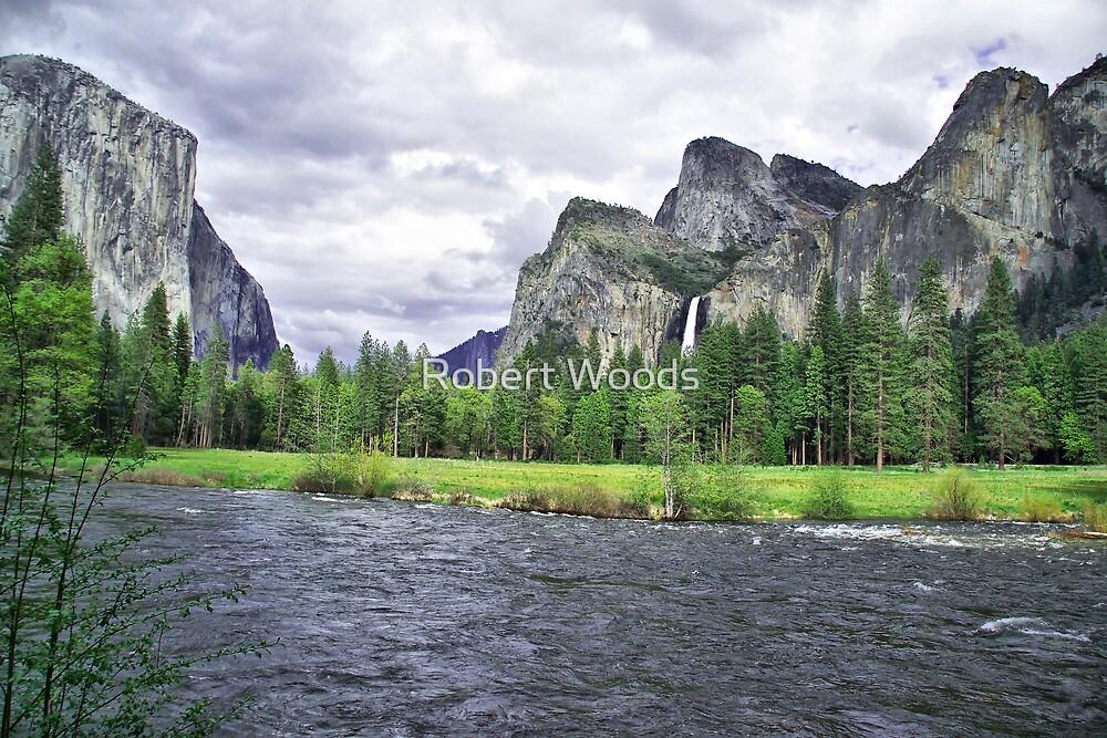 Yosemite Vista by Robert Woods