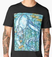 Underwater Panther Men's Premium T-Shirt