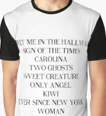 Harry Styles Graphic T-Shirt