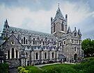 Christ Church Cathedral - Dublin Ireland by Yukondick