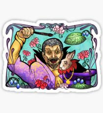 Uncle Sheo's Magic Show (Poor Haskill) Sticker
