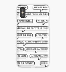 Blurbs of Michael Scott iPhone Case/Skin