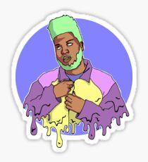 The Great Khalid Sticker