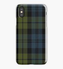 00014 Campbell Clan Tartan  iPhone Case/Skin