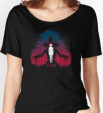 Stranger things Run Tshirt  Women's Relaxed Fit T-Shirt