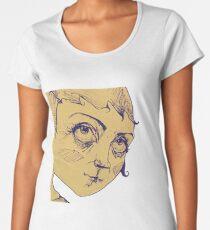 Funny Face Women's Premium T-Shirt