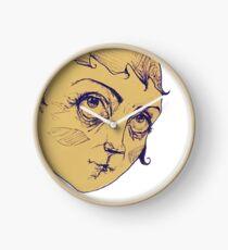 Funny Face Clock