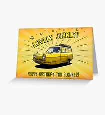 Only Fools And Horses - Plonker Birthday Greeting Card