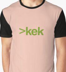 >kek [greentext] Graphic T-Shirt