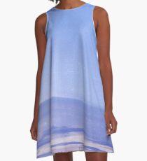 ice A-Line Dress