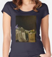 The Death of Scallion Women's Fitted Scoop T-Shirt