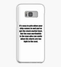 Caddyshack - It's Easy to Win Samsung Galaxy Case/Skin