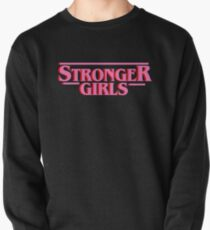 Stribger Girls (Rose) Sweatshirt