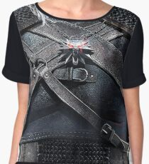 Geralt of Rivia - Kaer Morhen armour Women's Chiffon Top