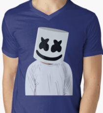 Marshmello Men's V-Neck T-Shirt