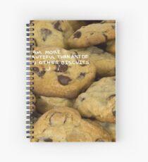 iammorebeautiful Spiral Notebook