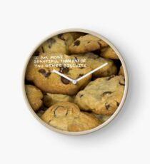 iammorebeautiful Clock