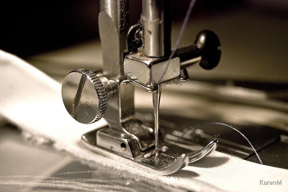 Sewing Machine... by KarenM