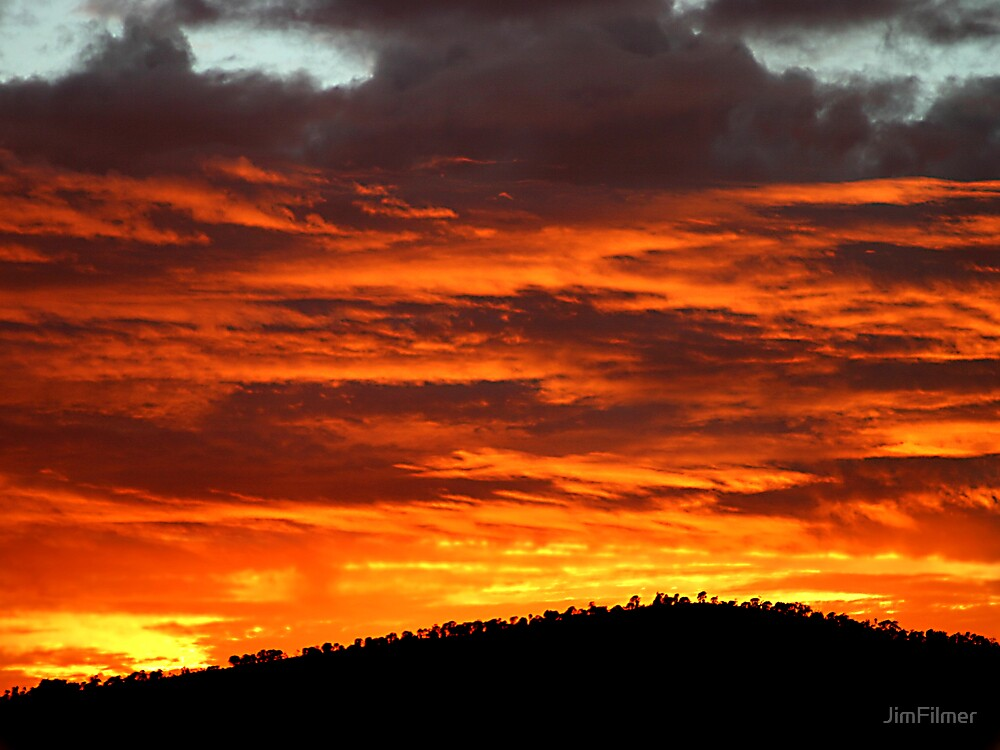 Layers of Sunrise by JimFilmer