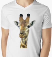 Top Model of the Savana Men's V-Neck T-Shirt