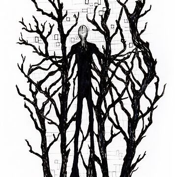 Slenderman by inogart