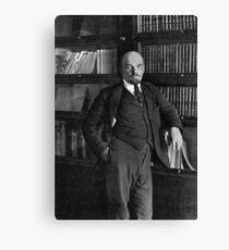 Lenin Foto Leinwanddruck