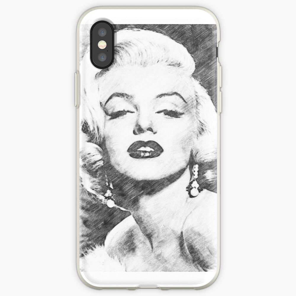 Glamour-Schuss iPhone-Hülle & Cover