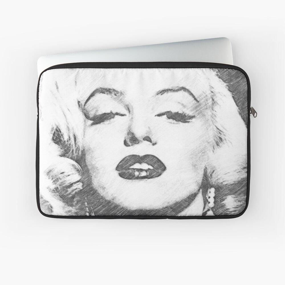 Glamour-Schuss Laptoptasche