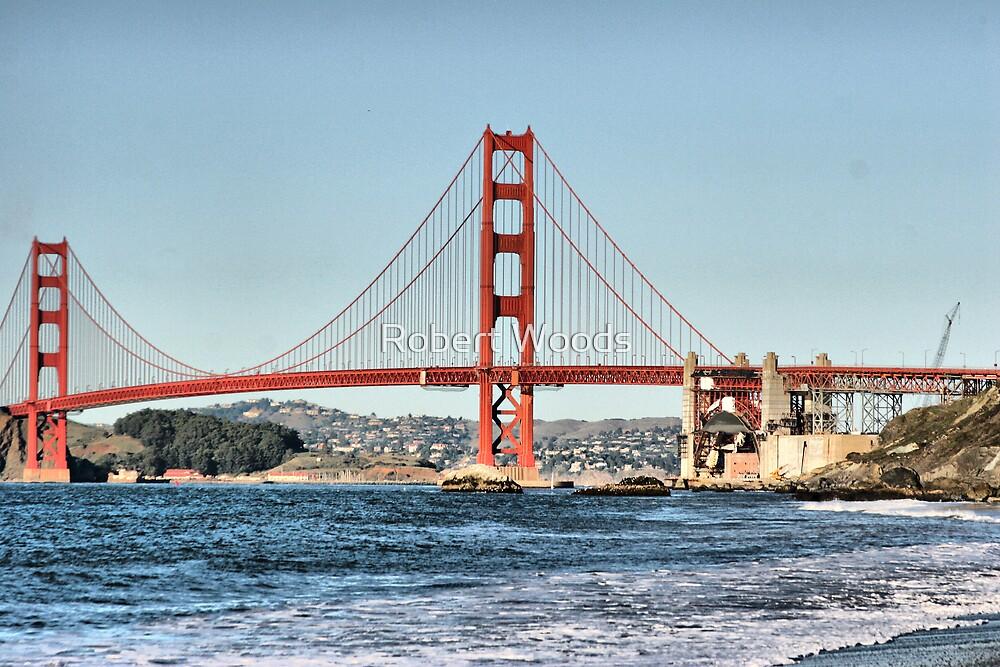 Golden Gate  by Robert Woods