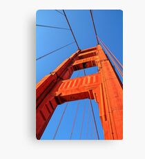 The Heights Canvas Print