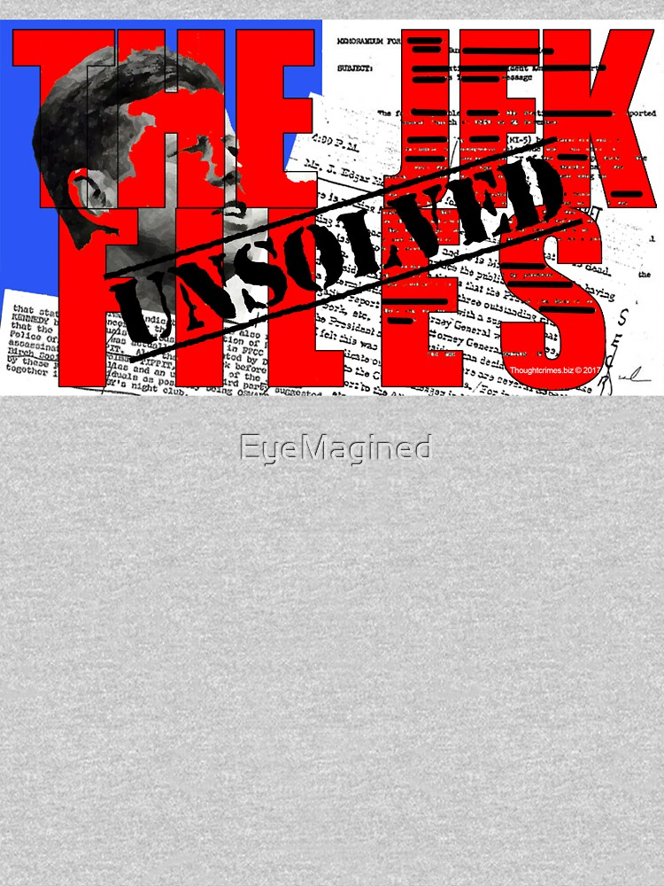 The JFK Files by EyeMagined