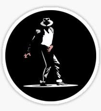 Michael Jackson Billie Jean Sticker