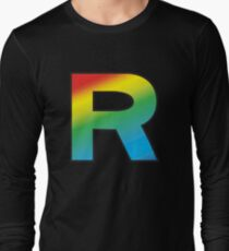 Team Rainbow Rocket Long Sleeve T-Shirt