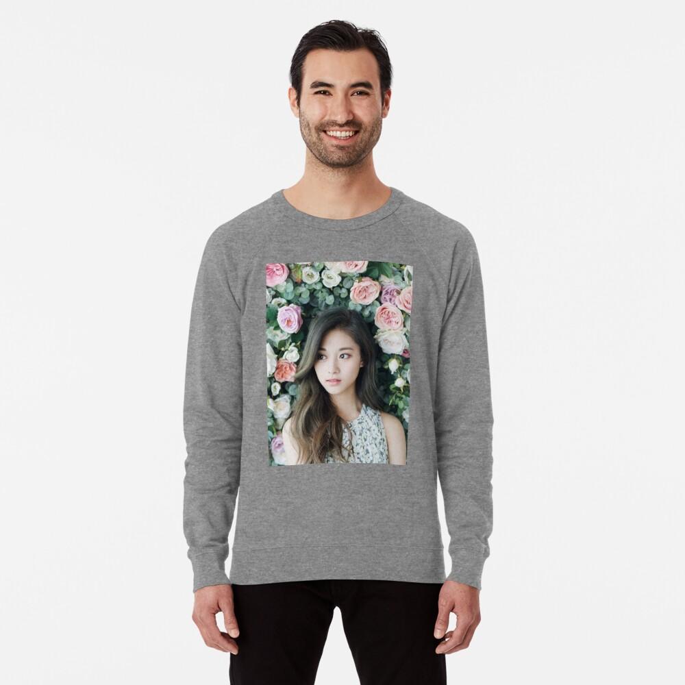 Zweimal Tzuyu Leichter Pullover