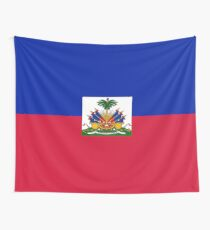 Flagge von Haiti Wandbehang