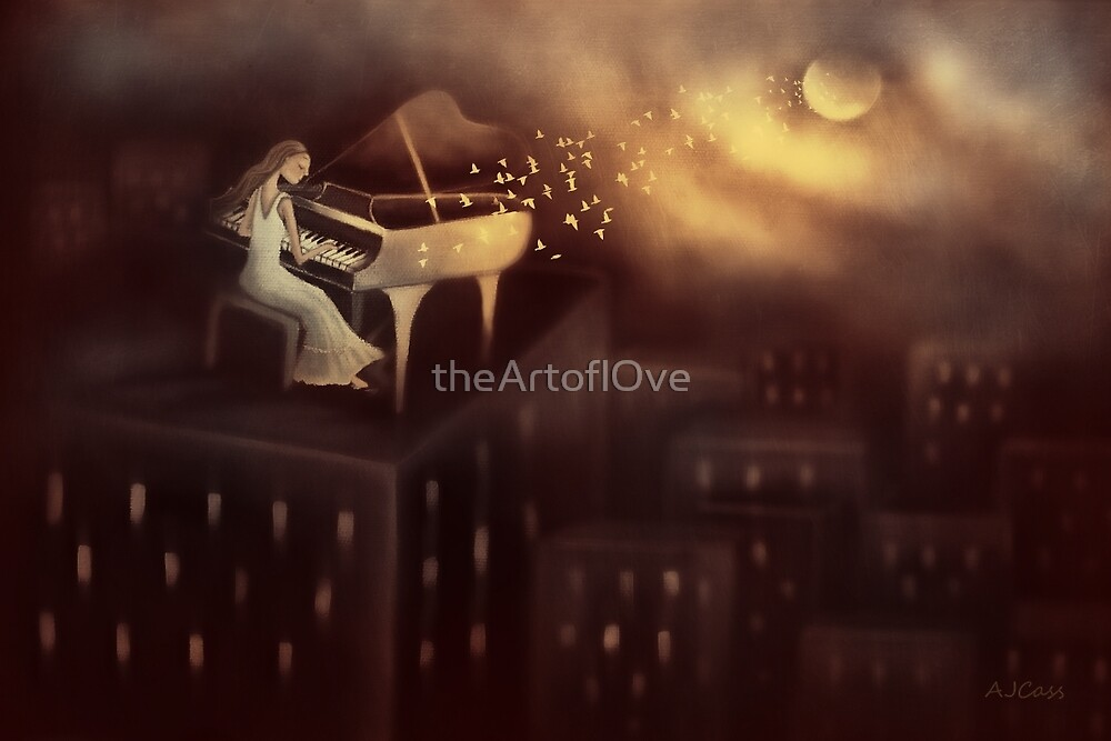 Moonlight Symphony by theArtoflOve